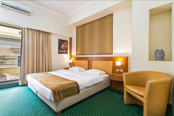 Superior Doppelzimmer - Hotel Cypria, Athen