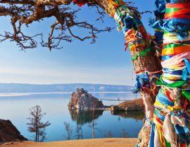 Baikalsee, Schamanische Rituale und Bräuche