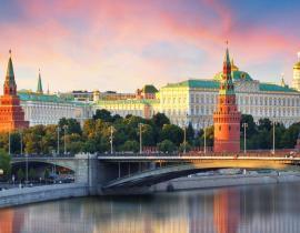 Moskauer Kreml - Panorama