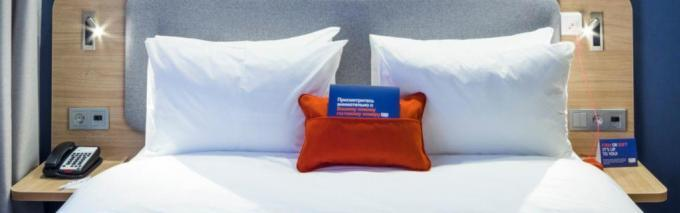 Doppelzimmer - Holiday Inn Express Moskau***