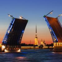 St. Petersburg Weiße Nächte