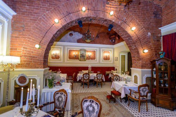 Restaurant St Petersburg Russland Reise