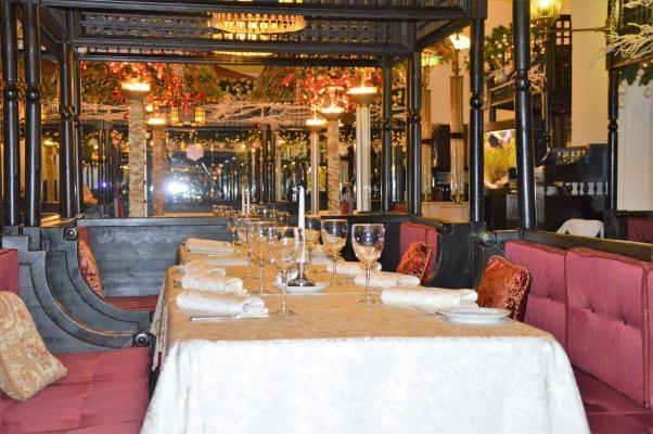 Top 15 St. Petersburg Gastronomie, Restaurant Sankt Petersburg
