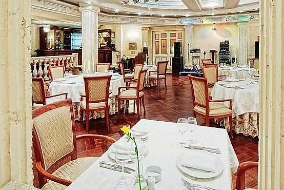 Restaurant Dostojewski Sankt Petersburg Reisen