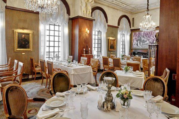 Restaurant Tsar sankt petersburg reisen