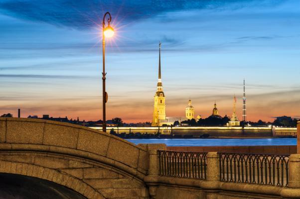 St. Petersburg Weiße Nächte - Peter-Paul-Festung