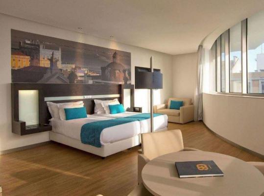 Doppelzimmer - Hotel Jupiter, Lissabon
