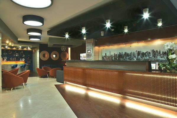 Lobby - America Diamonds Hotel, Lissabon