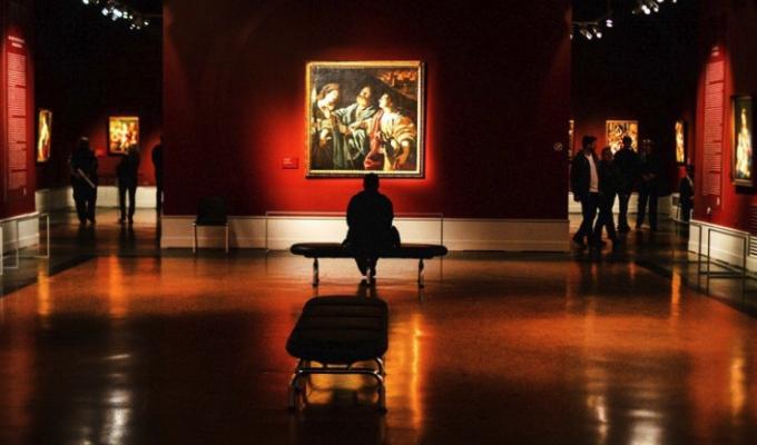 Die Nacht der Museen in St. Petersburg
