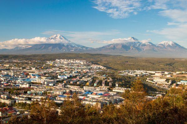 Petropawlowsk - Panorama