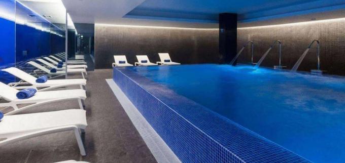 Pool - Hotel Jupiter, Lissabon