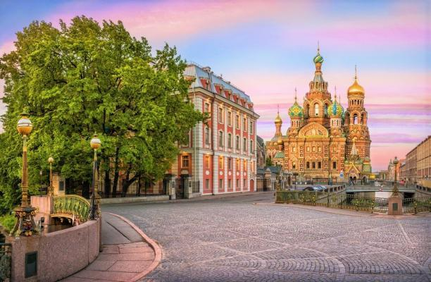 Erlöserkirche, Sankt Petersburg