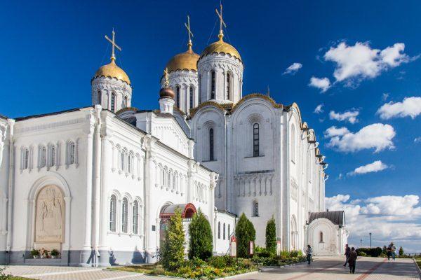 Moskau und der Goldene Ring - UNESCO-Weltkulturerbe Mariä-Entschlafens-Kathedrale