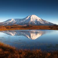 Tolbatschik-Vulkan, Kamtschatka