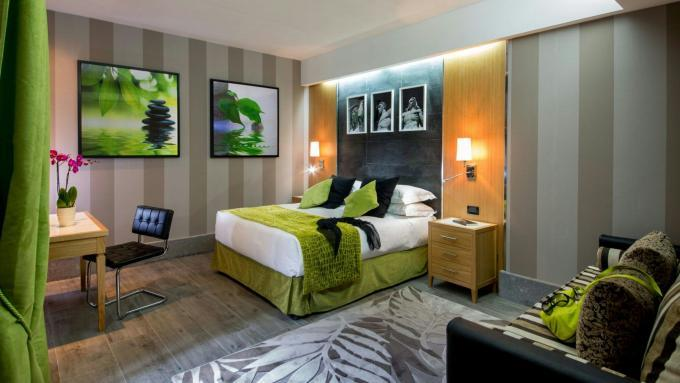 Doppelzimmer - Hotel Ariston, Rom