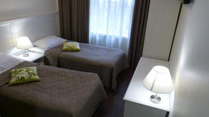 Doppelzimmer Hotel Arsenjev Petropawlowsk, Kamtschatka
