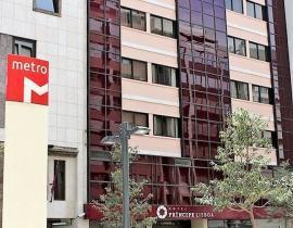 Hotel Principe Lisboa Fassade