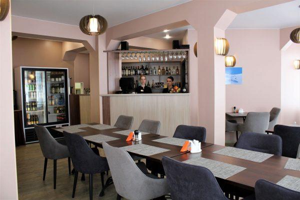 Restaurant - Hotel Antarius, Kamtschatka