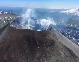 Vulkan, Kamtschatka