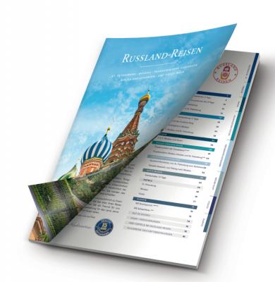 Russland-Reisen-Katalog 2019
