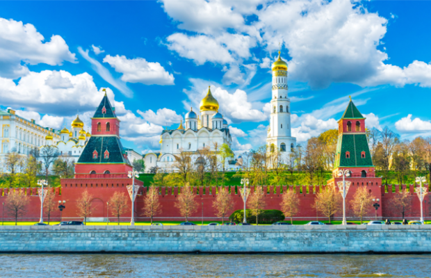 Kreml Kathedralen, Moskau