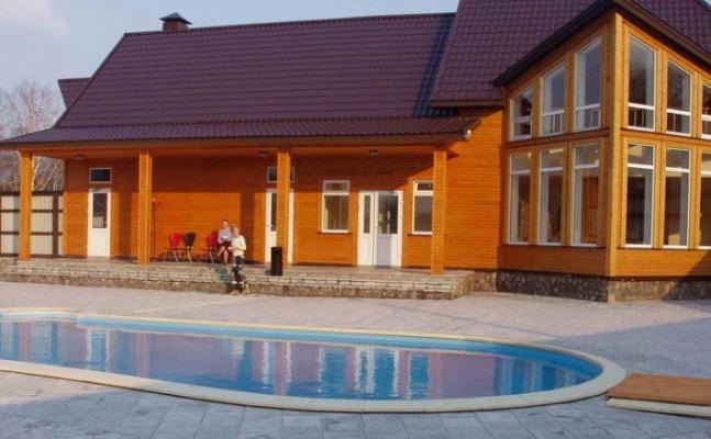 Thermalbad - Hotel Antarius Paratunka, Kamtschatka
