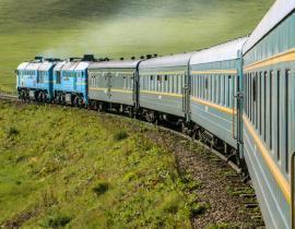 Transsib: von Peking nach Moskau