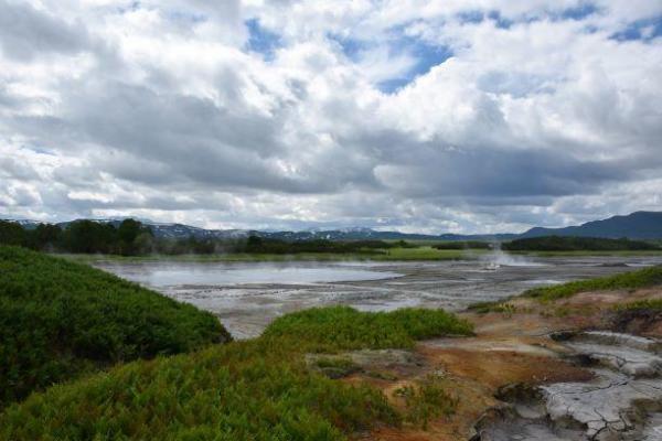 Caldera Uzon, Kamtschatka