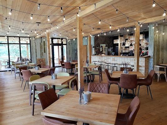 Restaurant - Resort Lagune, Kamtschatka
