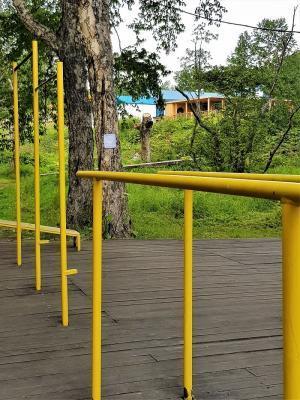 Außenbereich - Paratunka Resort Lagune, Kamtschatka