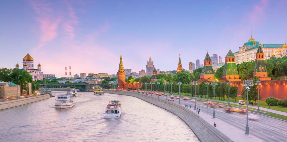 Reise nach Moskau: Kreml