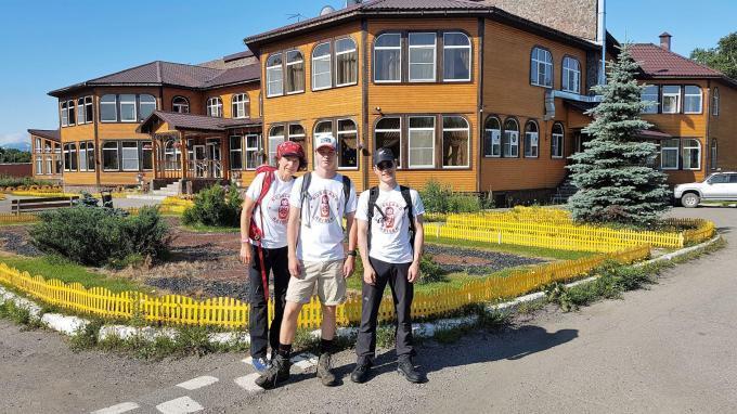 AL.EX-Team - Hotel Antarius Paratunka, Kamtschatka