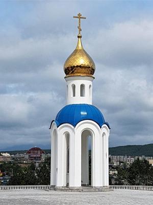 Kirche Petropawlowsk, Kamtschatka
