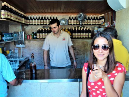 Ginjinha, Lissabon