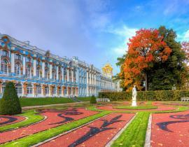 Katharinenpalast /-Park, Moskau
