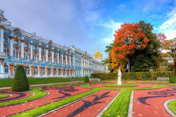 Städtereise Petersburg, Urlaub in Sankt Petersburg