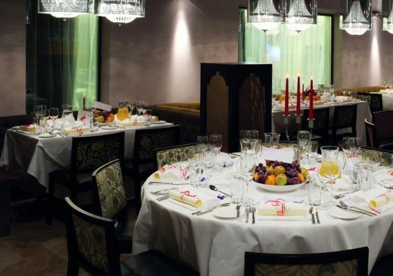 Restaurant - Hotel Radisson Sonja, St. Petersburg