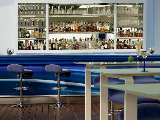 Bar - Hotel Ritz Carlton, Istanbul