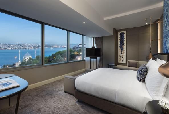 Doppelzimmer - Hotel Ritz Carlton, Istanbul
