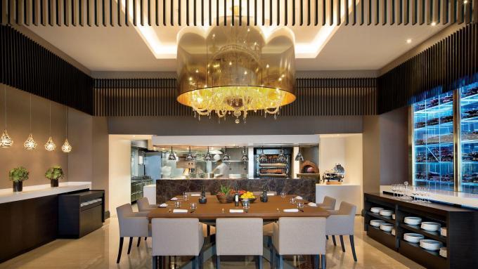 Frühstück - Hotel Ritz Carlton, Istanbul