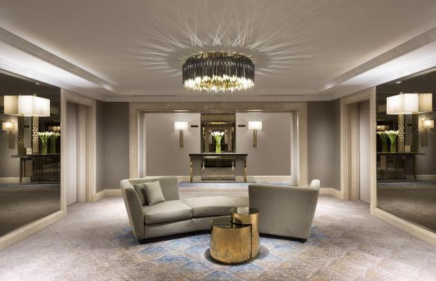Lobby Hotel Ritz Carlton, Istanbul