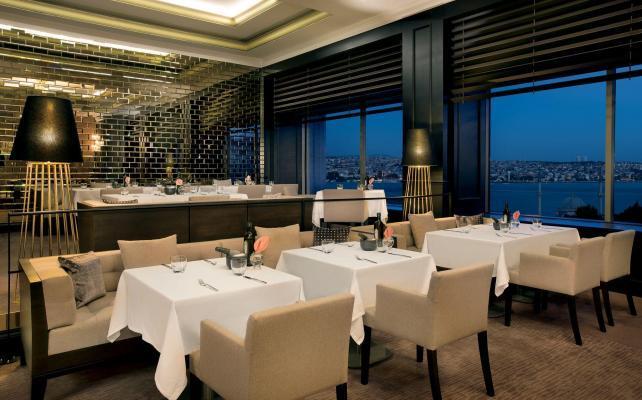 Restaurant - Hotel Ritz Carlton, Istanbul