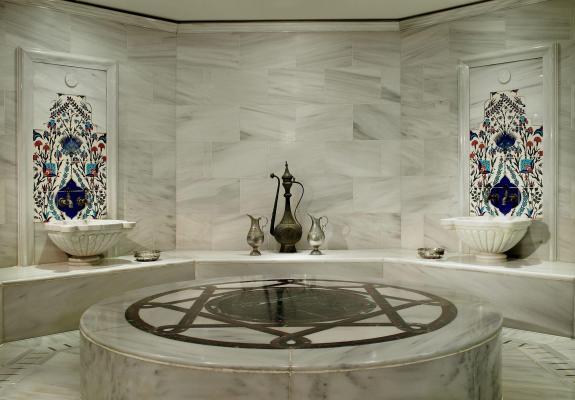 Spa - Hotel Ritz Carlton, Istanbul