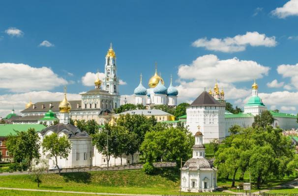 Premium-Reise Moskau und St. Petersburg, Petersburg Moskau Städtereise