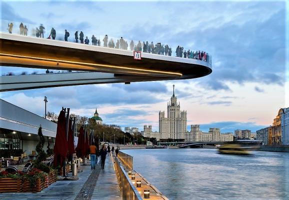 Premium-Reise Moskau und St. Petersburg, Städtereise Moskau Petersburg