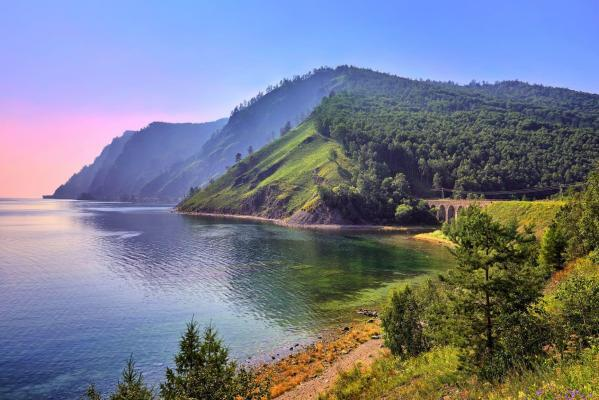 Insel Olchon, Sibirien Russland