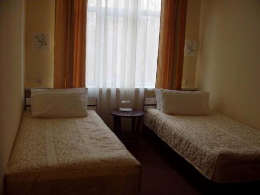 Doppelzimmer - Hotel Antarius, Kamtschatka