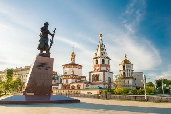 Sibirien Russland, Baikalreise, Insel Olchon
