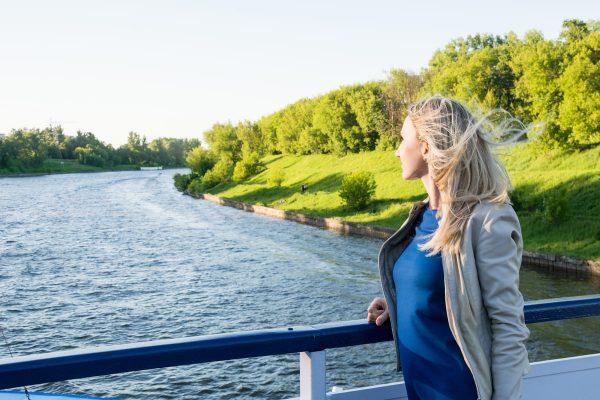 Flusskreuzfahrt Moskau St. Petersburg