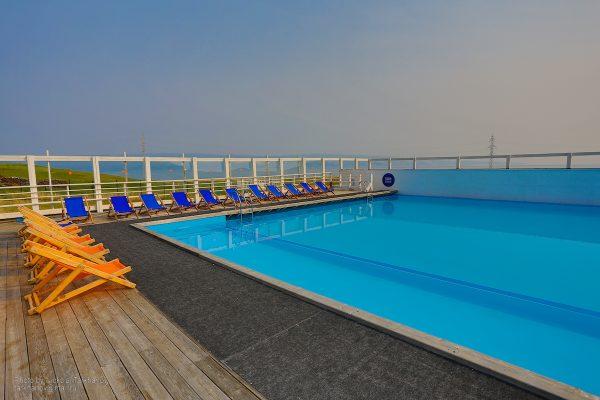 Pool - Hotel Baikal View, Olchon/Baikalsee